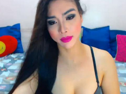 Tranny Jerks Off Cock Online