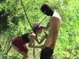 Another Unexpected Blowjob in the Woods