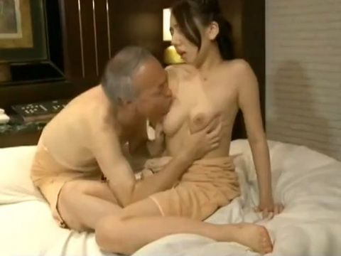 Anime girl having sex