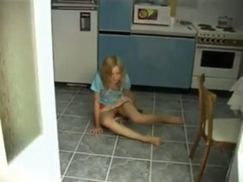Completely Drunk Russian Teen Gets Hard Fucked In Both Holes