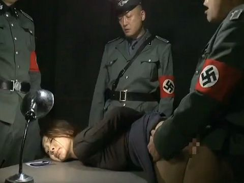 Cruel Soldiers Brutally Abuse Female Prisoner During Interrogation