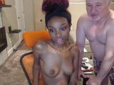 Old Grandpa Fuck Young Ebony Bitch