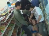 Japanese Woman Groped At a Grocery Store