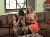 Indecent Milf Has Some Dirty Things On Her Mind With Daughters Bf