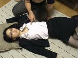 Japanese Female Lawyer Chloroformed By Kinky Client