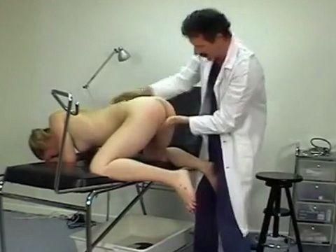 Spanking Shame Medical Examination