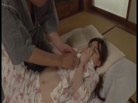 Naked japanese bangs sons wife