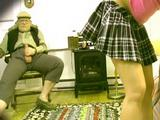 Teenage Maid Naild by an Old Fart