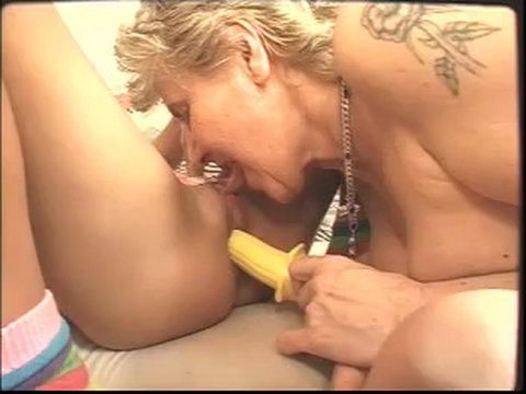 Lesbian Mature and Daughters Friend Licking Each Other Pussy