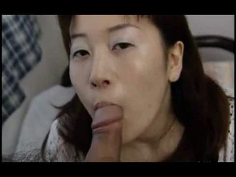 Japanese Mature Fuck and Facial