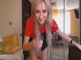 Gorgeous Slim Chick Went Wild Live On Cam
