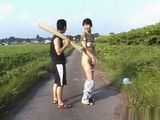 Japanese Amateur Teen Enjoy Outdoor Be Fucked By Stranger