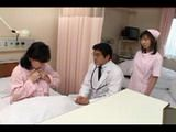 Japanese MILF Fucked by Doctor
