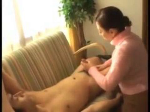 The Mother Seduces and Fucks her Daughters Husband
