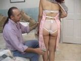 Spankings in Home For Naughty Girl