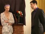 Babysitter Spanked and Fingered by her Boss
