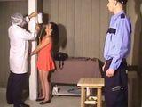 Enema Punishment for Girl