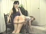Naughty Neighbor Spanking Teen