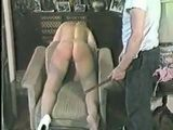 Retro Girls in Trouble Spanking