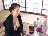Japanese Widow Masturbates in Memory of the Husband