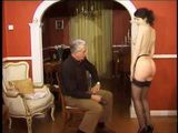 Schoolgirl and Teacher Spanking Caning and Fucking