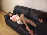 Drunk Japanese Mom Gets Abused and Fucked by Son