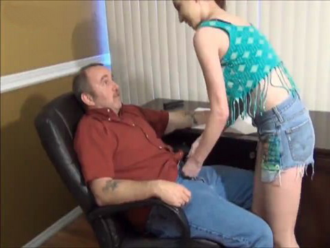 Old Guy Fuck Young Pussy