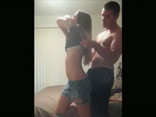Horny Partygirl One Night Stand Sextape