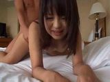 Barely Legal Japanese Teen Fucked In A Hotel Room By An Older Dude