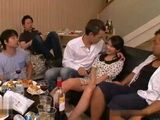 Leaving Japanese Wife Kamiki Mao By Her Husband To Keep His Friends Company Was A Huge MIstake - part 2