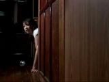 Japanese Wife Checking On The Door For Her Hubby Not To Enter While Fucked By His Father In The Kitchen