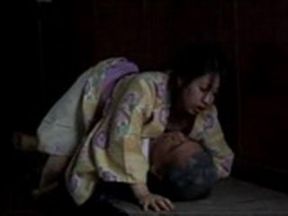 Father in law fucks japanese wife
