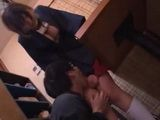 Terrified Busty Japanese Schoolgirl Wasnt Able To Defend Herself From Being Fucked By Her Tutor
