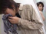 Japanese Mom Caught Teen Boy Sniffing Her Panties