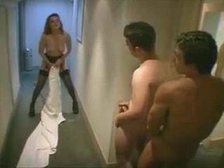 Hookers Having Group Sex In Hotel Room With Three Guys