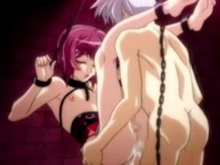 Tied Up Hentai Gay Slave Hot Fucked