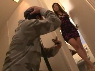 Nerdy Guy Gets Caught Spying On A Model In A Toilet And Suprisingly Gets Rewarded