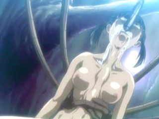 Hentai Girls Caught And  Fucked By Tentacles
