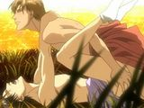 Hentai Gay Outdoor Anal Cock Pumped