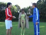 Guy Suprised His Soccer Coach With His Girlfriend and Then Taped Her Fucking Him
