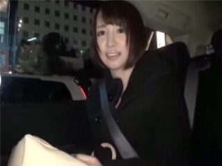 Cab Driver Offered Japanese Girl To Take Her To Dinner What She Accepted And Fucked Her After It