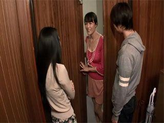 Japanese Wife Made a Mistake By Leaving Her Fiance With Her Neighbor Hibiki Tachibana