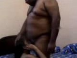 Big Fat Guy Fucking His Hot Desi Assistant