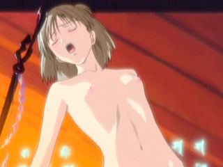Cute Hentai Girl In Ritual Sex