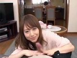 While Mom Was Busy Talking On The Phone Daughter Sucked Her Stepdad Just A Few Feet Away