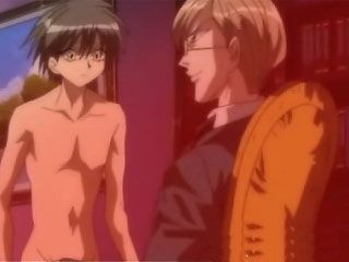 Young Hentai Guy Gets Sex Lesson