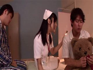 Japanese Doc Suwon Mako KnowsHow To Cheer Her Patients Up