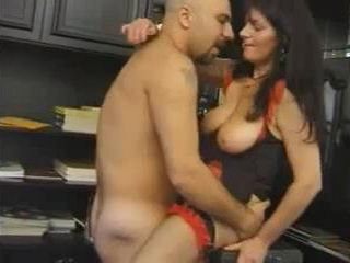 Busty Mature Maid Gets Fucked By Her Employer