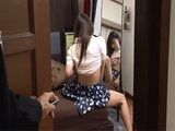 Husband Sent Home His Employee For Some Papers And He Caught His Japanese Wife In An Unpleasant Situation