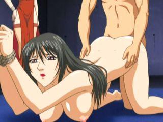 Bondage Japanese Hentai Doggystyle Assfucked